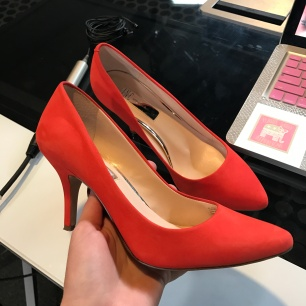 INC Heels at Macy's- eventually get marked down to $11! Come in many colors