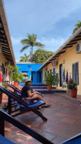 Hostel Viajero in Cartagena was a great choice